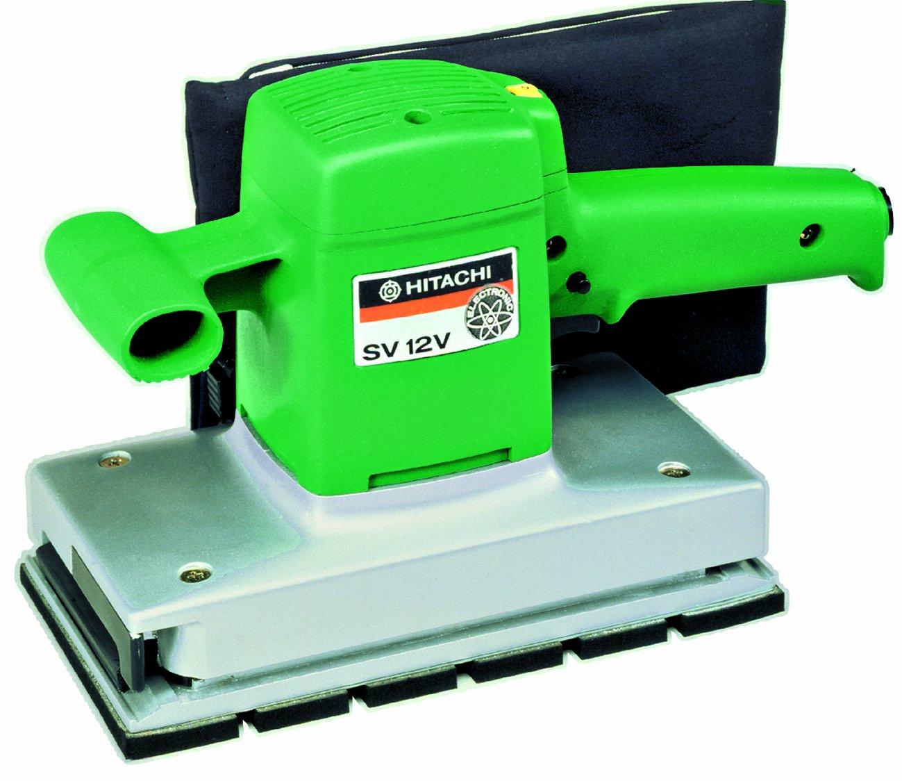 Hitachi SV 12V Schwingschleifer Schleifplatte 114x228mm Elektronik
