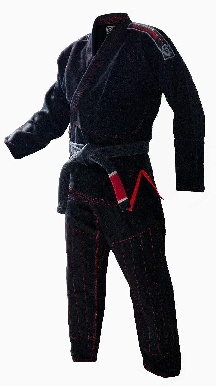 OKAMI Fightgear Traje de jiu-Jitsu brasileño o keikogi, para ...