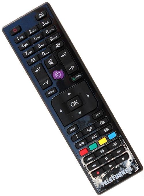 telecomando telefunken  Telefunken, telecomando originale RC4875 30087730:  ...
