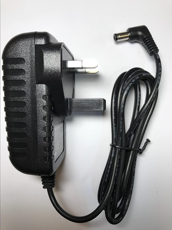 6V Mains AC-DC Power Supply Adaptor for Pro-Form 595HR Elliptical Cross Trainer