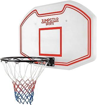 JumpStar Juego de canasta de baloncesto para montar en pared ...