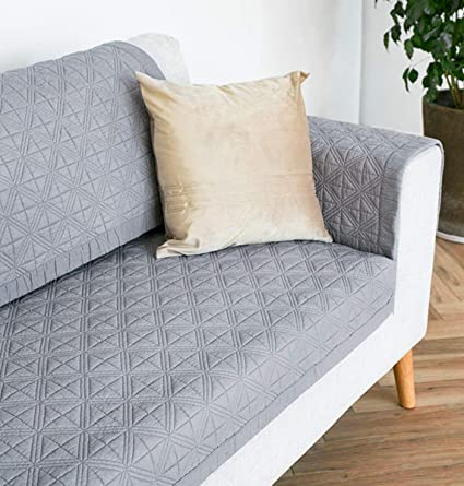 Amazon Com Dfamily Dog Couch Covers Protectors 1 Piece Quilted Sofa