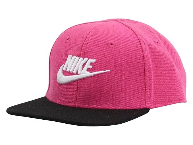 Amazon.com  Nike Baby Girls  Snapback Cap - vivid pink black 8e8073c6c9b9