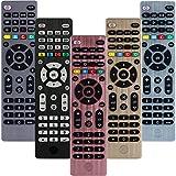 GE 4 Device Universal Remote, Works with Smart TVs, Lg, Vizio, Sony, Blu Ray, DVD, DVR, Roku, Apple TV, Streaming…