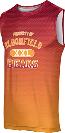 ProSphere Men s Bloomfield College Zoom Sleeveless Shirt (Apparel) F0B32  (Small) b110ed630