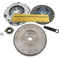 EXEDY CLUTCH KIT KHC10 &OE FLYWHEEL for 02-15 ACURA RSX / HONDA CIVIC Si