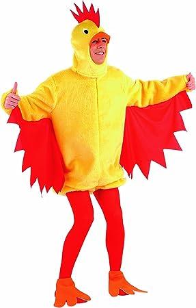 Limit Sport MA364 Gr. L - Disfraz de gallina para hombre: Amazon ...