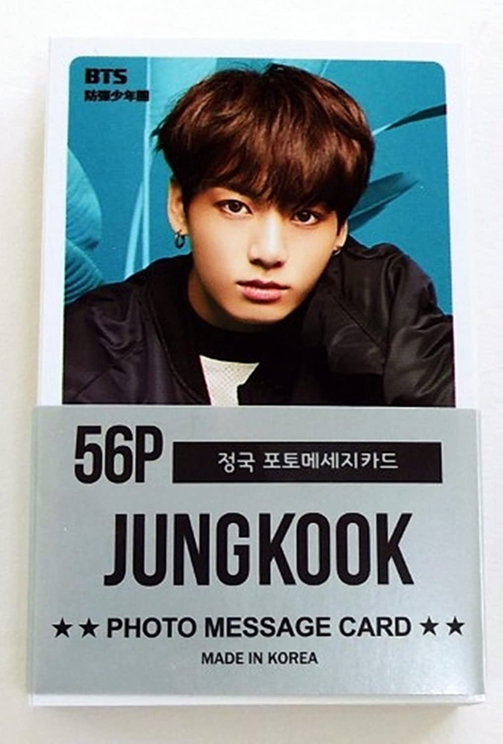 BTS JUNGKOOK Solo Photocards 56pcs Fan Goods