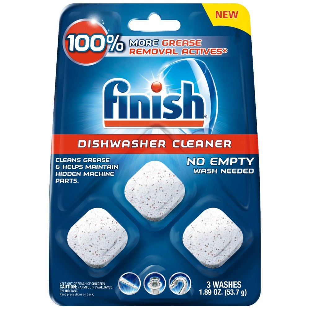 Amazon.com: Finish Quantum 68ct Dishwasher Detergent Tabs