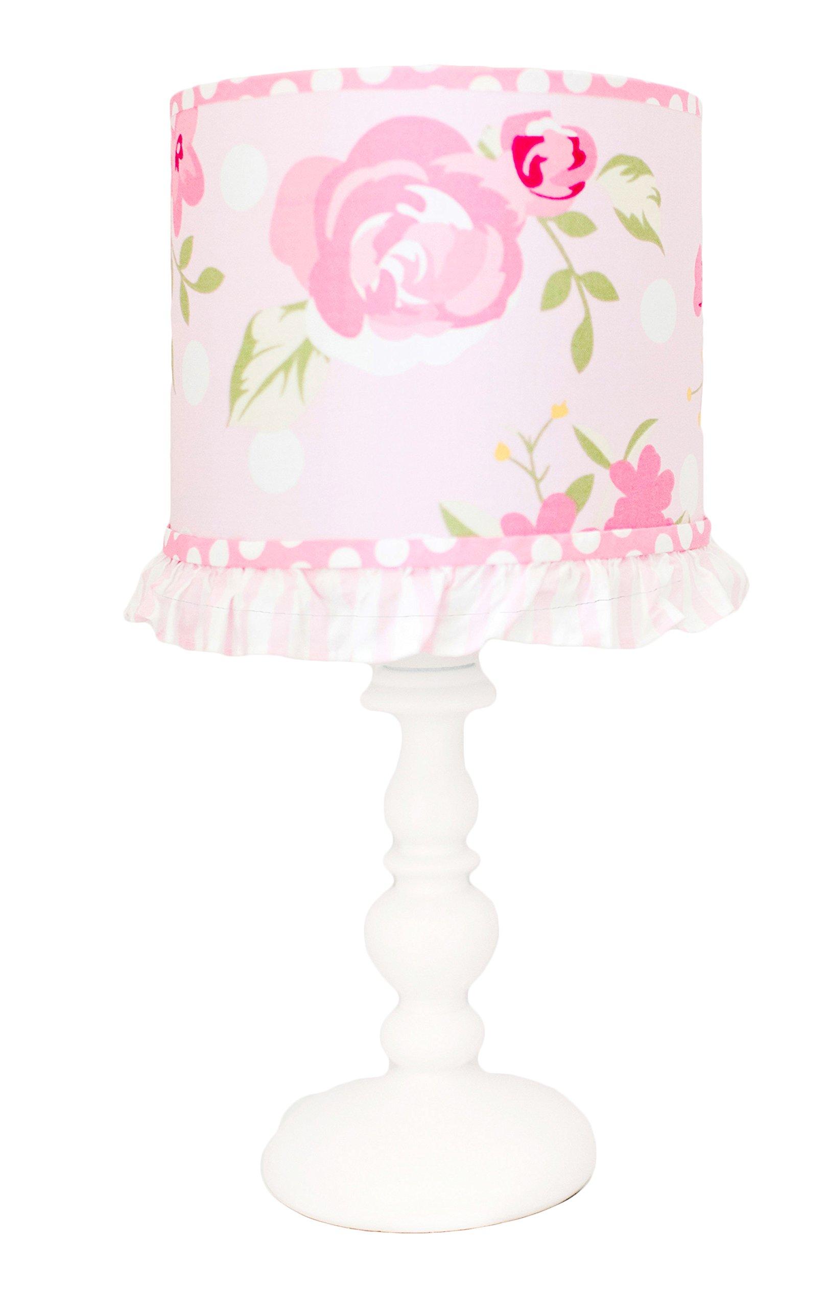 My Baby Sam Lane Lamp, Rosebud