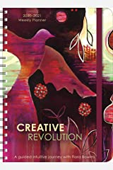 """Creative Revolution 2020 - 2021 On-the-Go Weekly Planner: 17-Month Calendar with Pocket (Aug 2020 - Dec 2021, 5"""" x 7"""" closed) Calendar"""