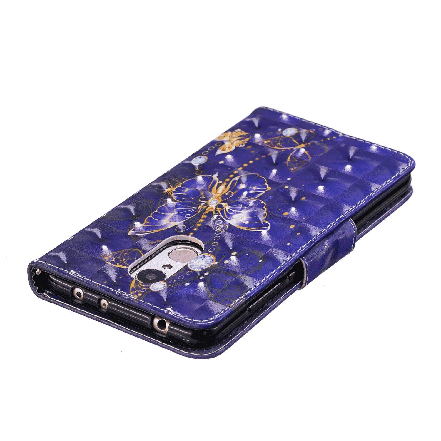 Cover for Huawei MATE30 PRO Leather Mobile Phone case Kickstand Extra-Protective Business Card Holders with Free Waterproof-Bag Delicate Huawei MATE30 PRO Flip Case
