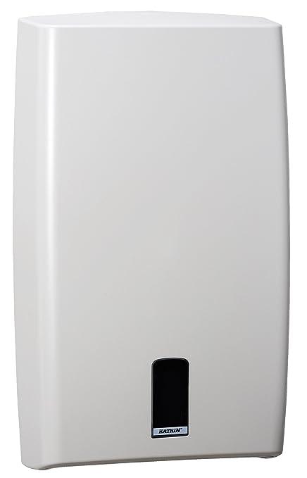 Katrin 953203 Sheet paper towel dispenser Gris dispensador de toallas de papel - Dispensador de papel