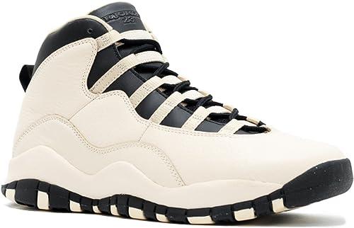 Nike Air Jordan 10 Retro Prem GG, Zapatillas de Baloncesto para ...