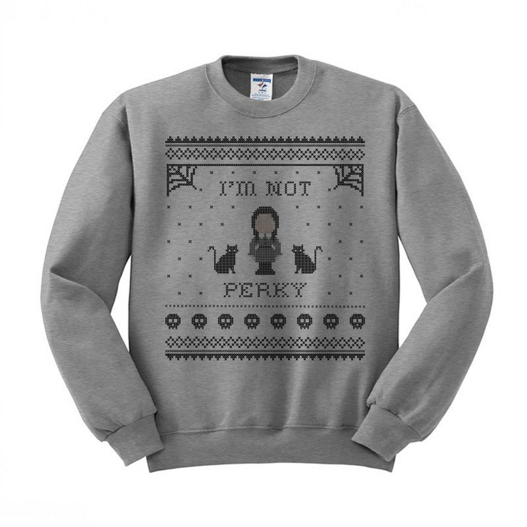 Image result for im not perky crewneck amazon