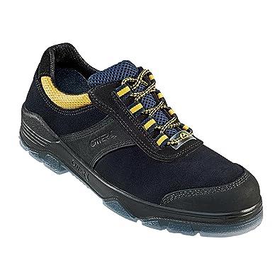 low priced 66de2 3271a OTTER Sicherheitshalbschuh 98402-554 ESD S2, Farbe: schwarz/gelb