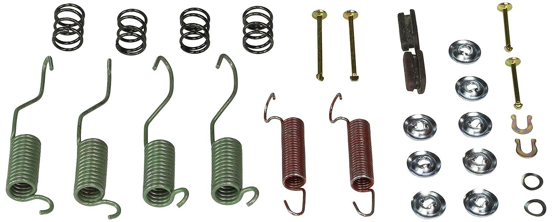 Carlson H2322 Rear Drum Brake Hardware Kit