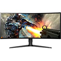 Deals on LG 34GK950F-B 34-in QHD Curved Gaming Monitor Open Box