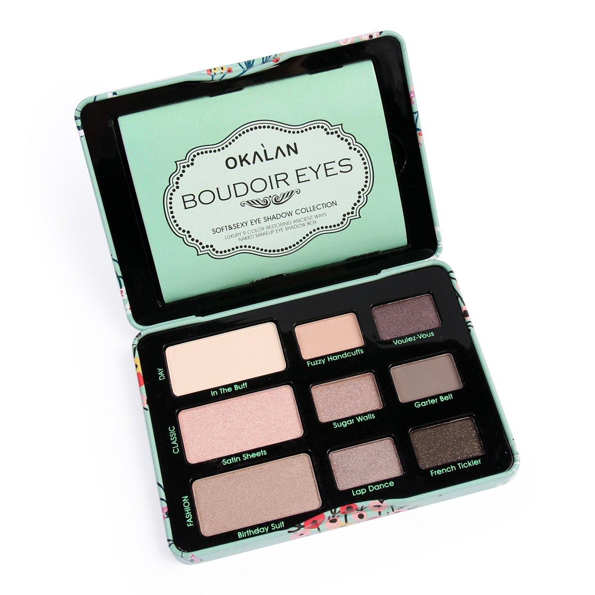 Amazoncom Beauty Creations 35 Color Pro Palette Ariel 3610173 Cosmetics Ilena