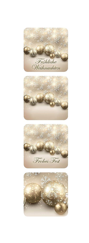 rotolo con 200/adesivi decorazione natalizia 200 Pezzi Herma Adesivi natalizi
