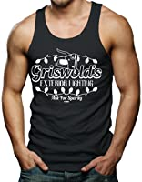 Grisworld Exterior Lighting - Christmas Men's Tank Top T-shirt