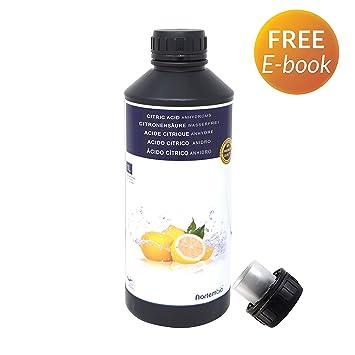 50ddb16a52c Nortembio Acide Citrique 1L. Liquide Concentré