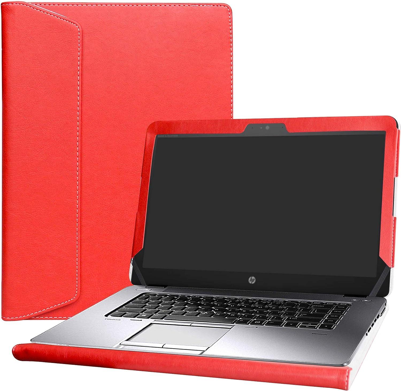 "Alapmk Protective Case Cover for 15.6"" HP EliteBook 850 G4 G3/EliteBook 755 G4 G3 Series Laptop [Warning:Not fit EliteBook 850 G5 G2 G1/EliteBook 755 G5 G2],Red"