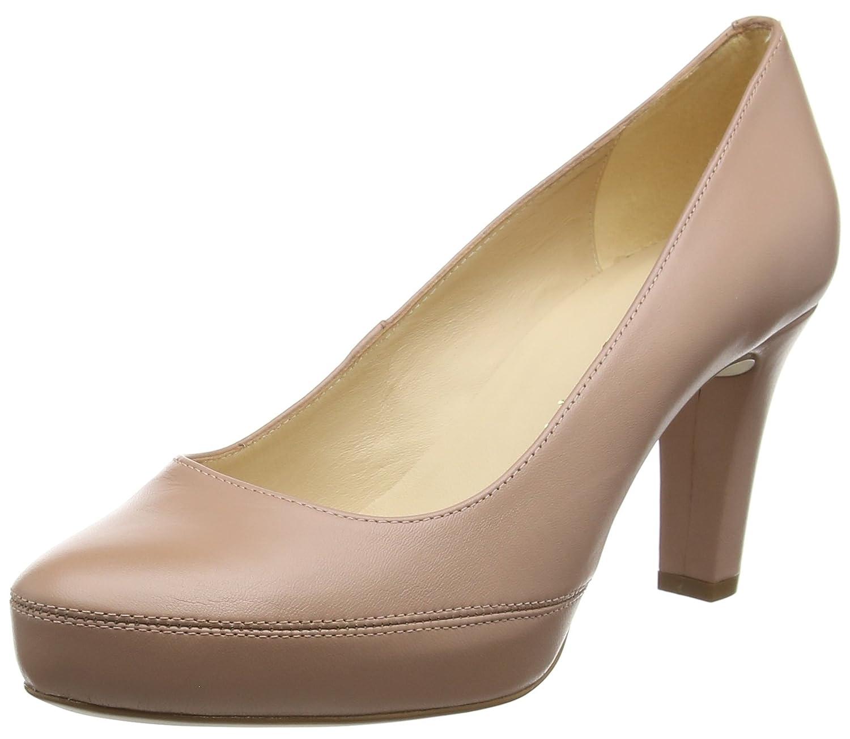 TALLA 39 EU. Unisa Numar_17, Zapatos de Tacón para Mujer