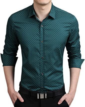 Integritys Home - Camisa casual - para hombre: Amazon.es ...