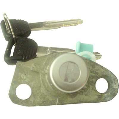 Well Auto Trunk Lock Replacement for 00-05 Civic 4 Door 98 Accord LX Coupe: Automotive