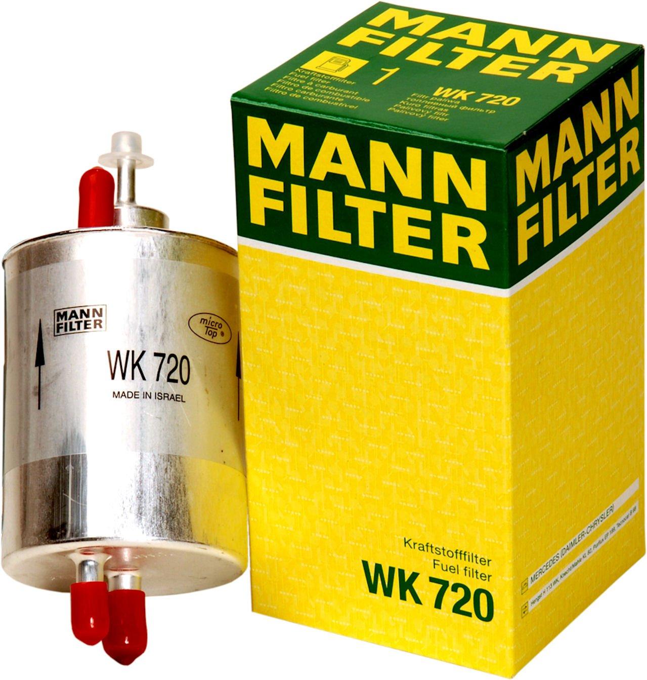 Chrysler Crossfire Fuel Filter Wiring Library 2005 Pt Cruiser Amazoncom Mann Wk 720 Automotive