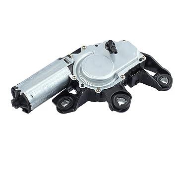 Justech Motor de limpiaparabrisas Trasero para VW Golf MK4 Bora 1J6 ...
