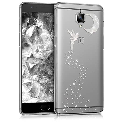 41 opinioni per kwmobile Cover per OnePlus 3 / 3T- Custodia in silicone TPU- Back case