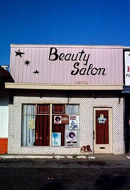 Amazon Com Roadside America Photo Collection 1980 Beauty Salon