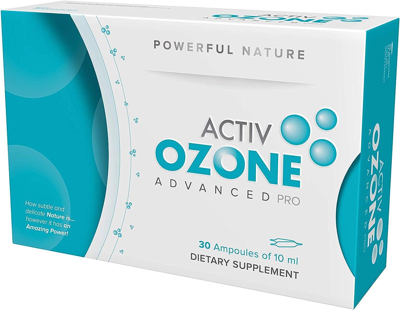 Activozone Advanced Pro 30 Ampollas 200 ml: Amazon.es: Salud y ...