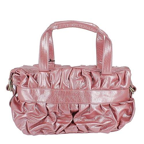 online store 97978 c023e Antonello Serio Bag, Pink: Amazon.co.uk: Shoes & Bags