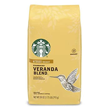 Starbucks Veranda Blend Black Coffee