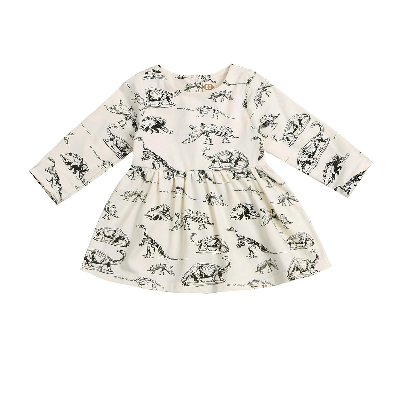Mini honey DRESS ベビーガールズ 6 - 12 Months ベージュ1 B07GJG4ZY7