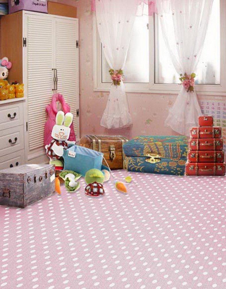 子供寝室Cartoon Rabbit写真Backdrops写真小道具Studio背景5 x 7ft   B01G85IIPY