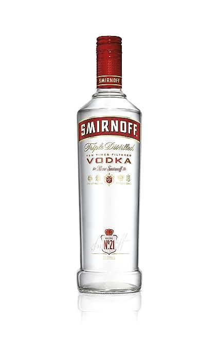 2 opinioni per Smirnoff Vodka Red Ml.700