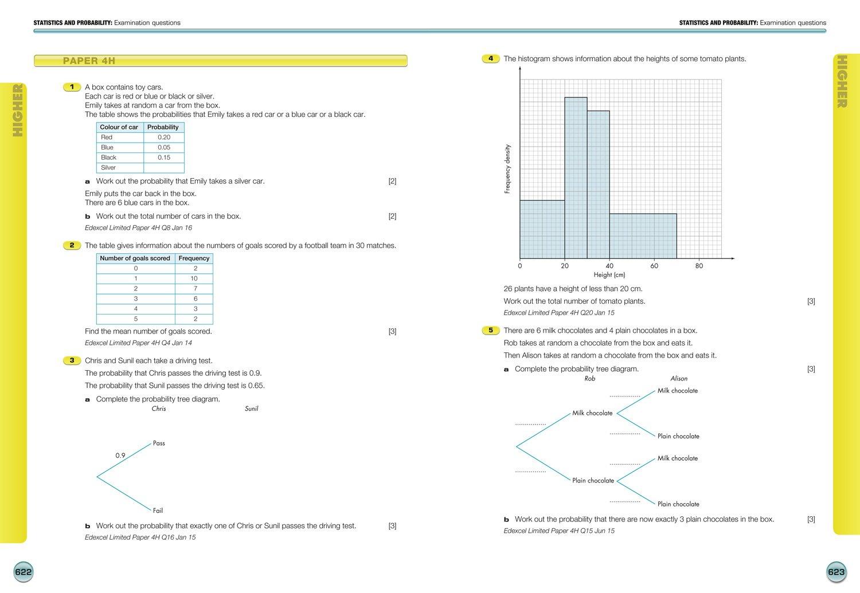 Edexcel International Gcse Maths Student Book Go Back Gt Gallery For Tomato Seedling Diagram Chris Pearce 9780008205874 Books