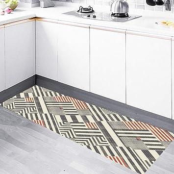 Amazon.de: Levoberg Teppich Küche, Teppichläufer Küchenläufer 120 x ...