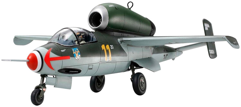 タミヤ マスターワークコレクション No.72 1/48 ハインケル He162 A-2 サラマンダー 完成品 B0018RLG3E