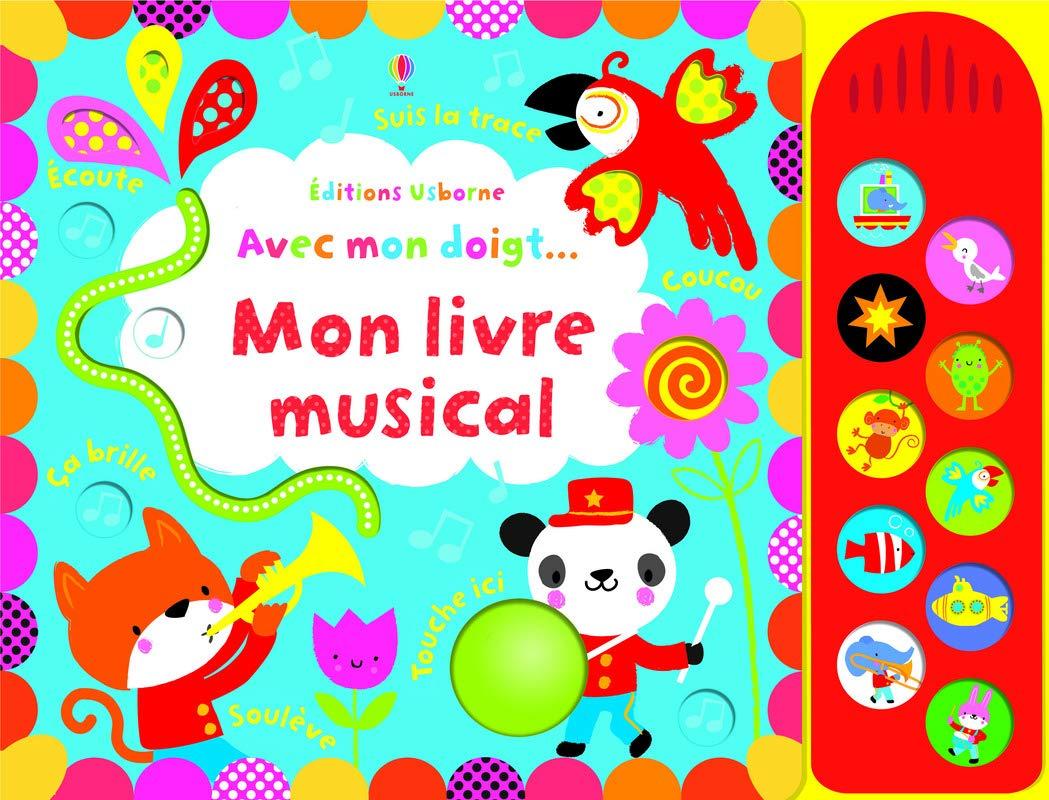 Mon Livre Musical Anthony Marks 9781409584704 Amazon Com