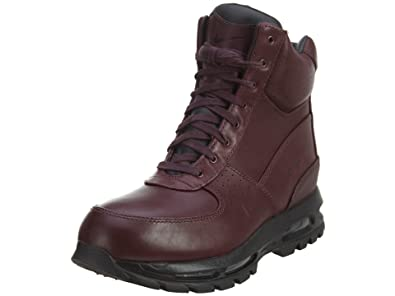 e19e0d9a4dff32 NIKE Men Air Max Goadome 6 quot  WP Deep Burgundy Black (8