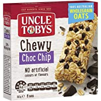Uncle Tobys Chewy Choc Chip Muesli Bars 10 Pack, 1850 g