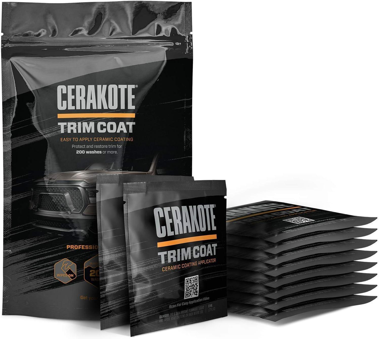CERAKOTE Ceramic Trim Coat Kit