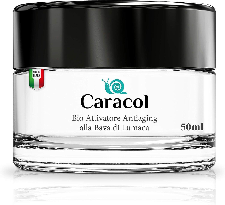 Crema Hidratante Facial Antiarrugas Baba de Caracol Orgánico Para El Contorno De la Cara y los Ojos del Cuello Elimina Las Arrugas Cicatrices de Acné ...