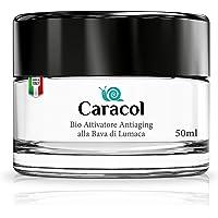 crema hidratante facial antiarrugas con baba de caracol orgánico para el contorno de la cara y los ojos del cuello…