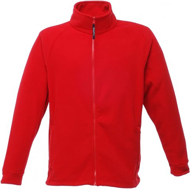 Men/'s Thor III Full Zip Fleece Red